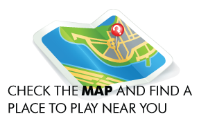 Check the MAP and find a place to play near you